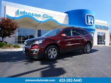 2017_Chevrolet_Traverse_LT_ Johnson City TN