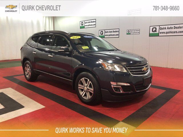 2017 Chevrolet Traverse LT Braintree MA