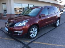 2017_Chevrolet_Traverse_LT_ West Salem WI
