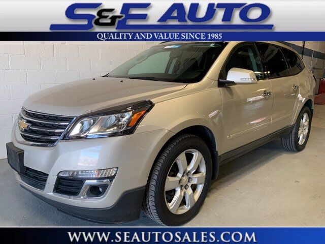 2017 Chevrolet Traverse LT Weymouth MA