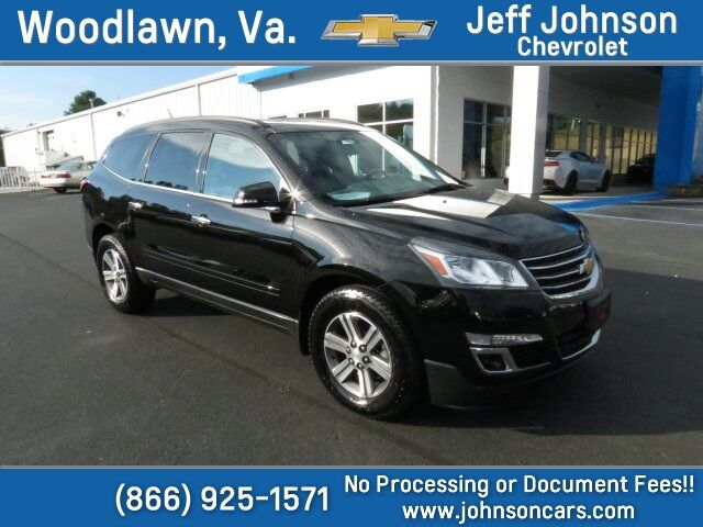 2017 Chevrolet Traverse LT Woodlawn VA