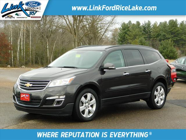 2017 Chevrolet Traverse LT w/1LT Rice Lake WI