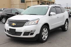 2017_Chevrolet_Traverse_Premier_ Fort Wayne Auburn and Kendallville IN