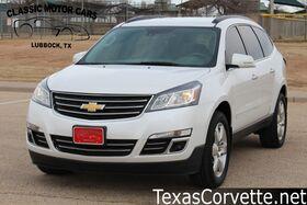 2017_Chevrolet_Traverse_Premier_ Lubbock TX