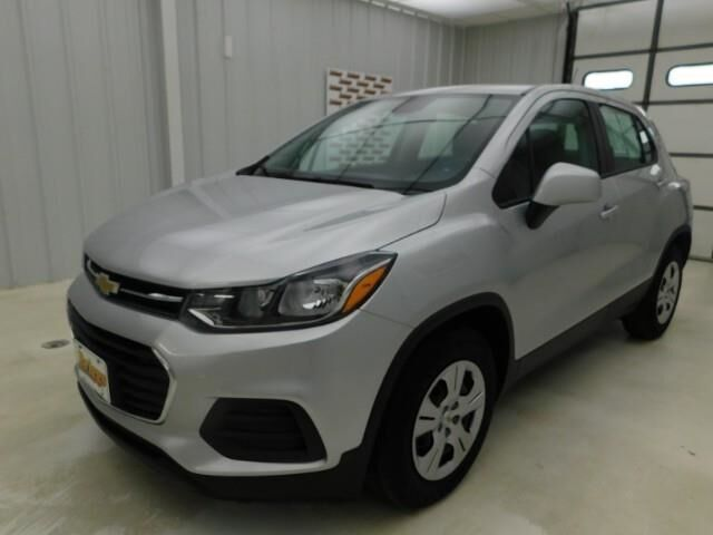2017 Chevrolet Trax FWD 4dr LS Manhattan KS