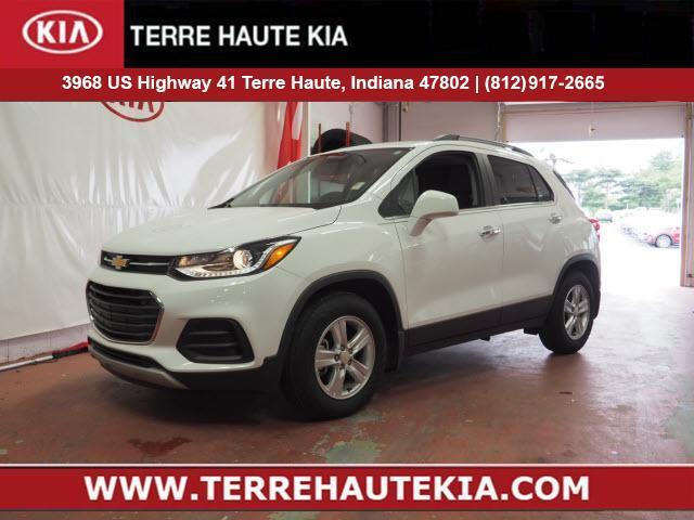2017 Chevrolet Trax FWD 4dr LT Terre Haute IN