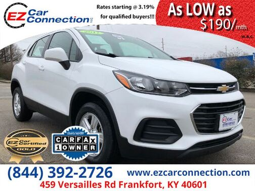 2017_Chevrolet_Trax_LS AWD_ Frankfort KY