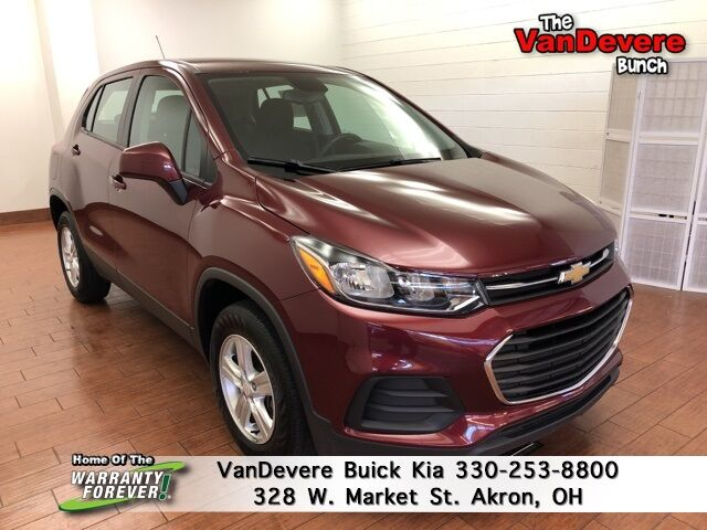 2017 Chevrolet Trax LS Akron OH