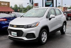 2017_Chevrolet_Trax_LS_ Fort Wayne Auburn and Kendallville IN