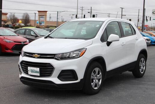 2017 Chevrolet Trax LS Fort Wayne Auburn and Kendallville IN