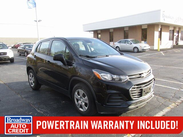 2017 Chevrolet Trax LS Green Bay WI