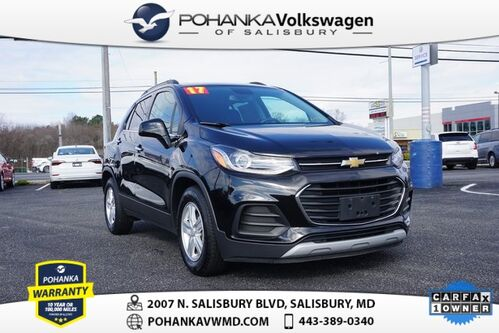 2017_Chevrolet_Trax_LT ** ONE OWNER ** LEATHER & REMOTE START **_ Salisbury MD