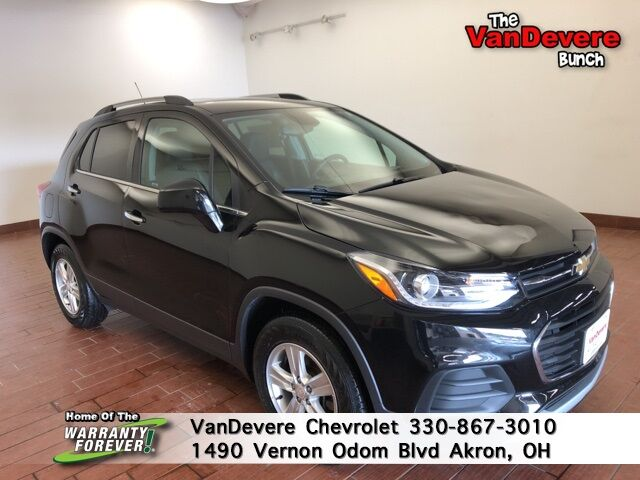 2017 Chevrolet Trax LT Akron OH