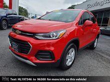 2017_Chevrolet_Trax_LT_ Covington VA