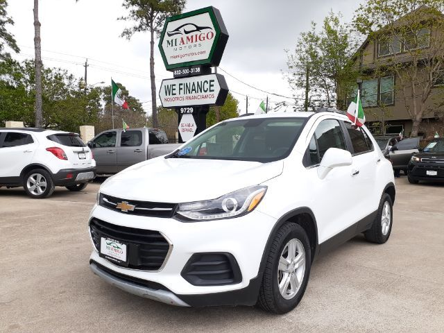 2017 Chevrolet Trax LT FWD Houston TX