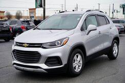2017_Chevrolet_Trax_LT_ Fort Wayne Auburn and Kendallville IN