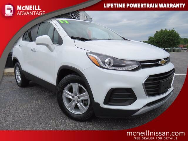 2017 Chevrolet Trax LT High Point NC