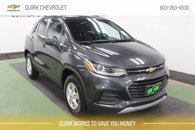 2017 Chevrolet Trax LT Manchester NH