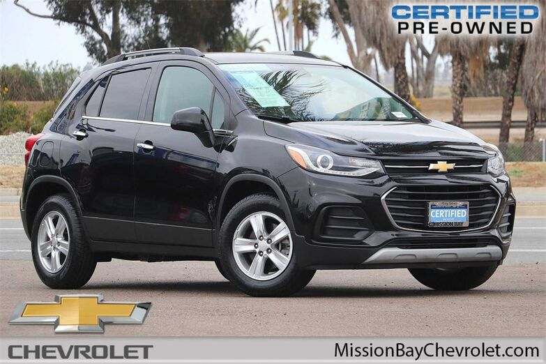 2017 Chevrolet Trax LT San Diego CA