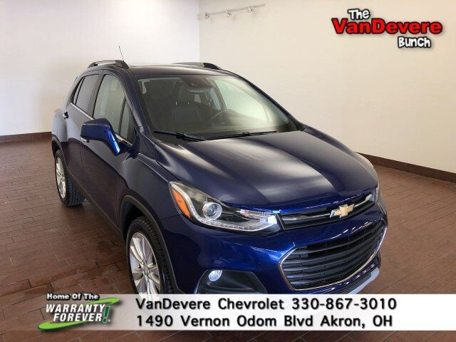 2017 Chevrolet Trax Premier Akron OH