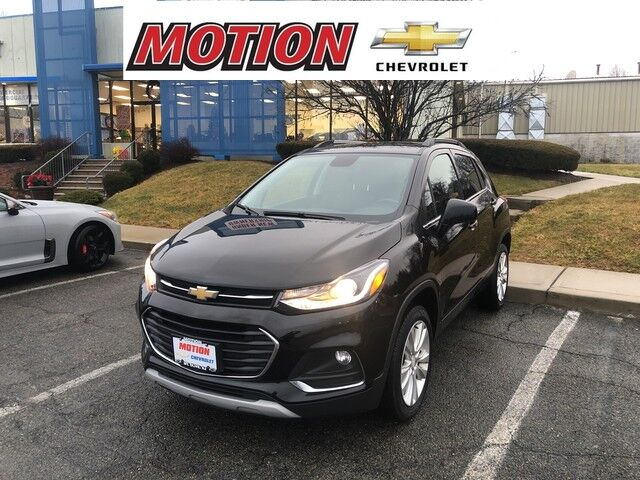 2017 Chevrolet Trax Premier Hackettstown NJ