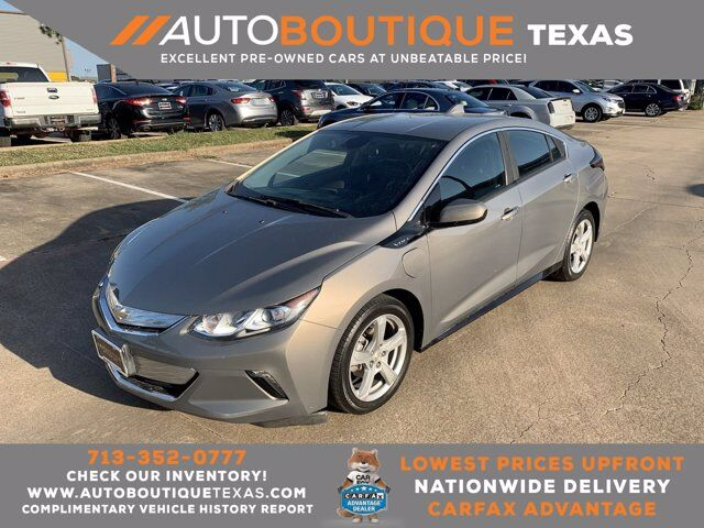 2017 Chevrolet Volt LT Houston TX