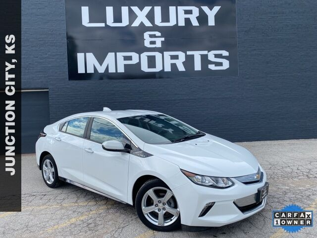 2017 Chevrolet Volt LT Junction City KS