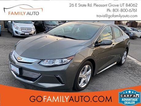 2017 Chevrolet Volt LT Pleasant Grove UT