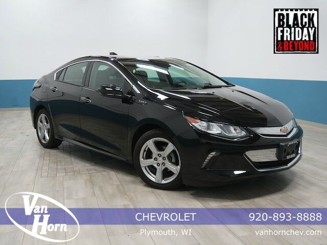 2017 Chevrolet Volt LT Plymouth WI