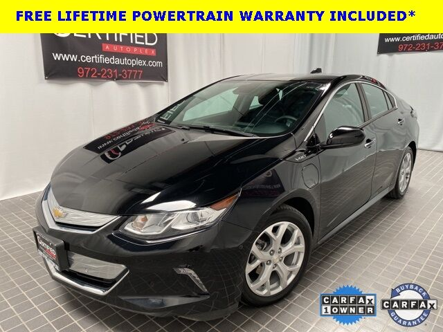 2017 Chevrolet Volt Premier Dallas TX