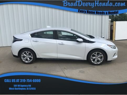 2017_Chevrolet_Volt_Premier_ West Burlington IA