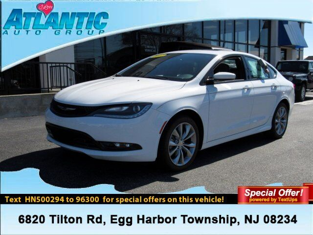 2017 Chrysler 200 200S Egg Harbor Township NJ
