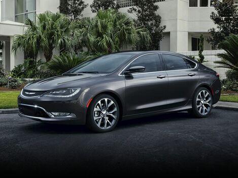 2017_Chrysler_200_LX_ Salisbury MD
