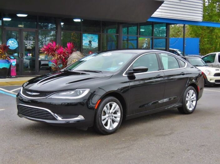 2017 Chrysler 200 Limited Jacksonville FL
