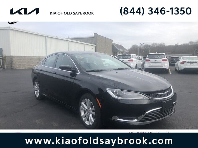 2017 Chrysler 200 Limited Old Saybrook CT