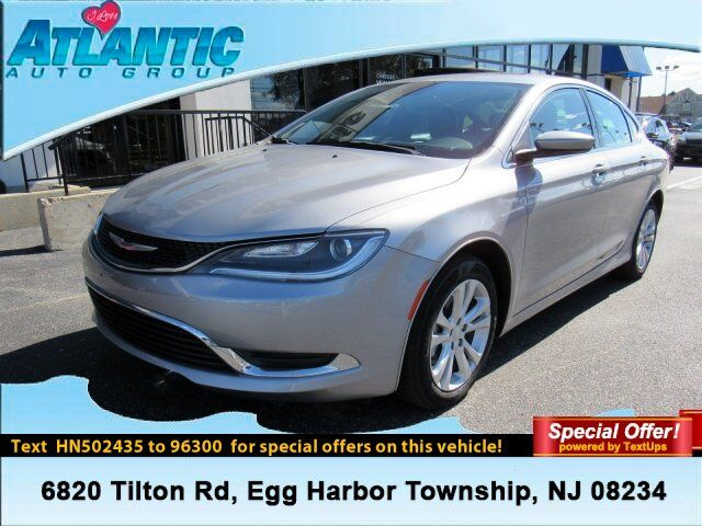 2017 Chrysler 200 Limited Platinum Egg Harbor Township NJ