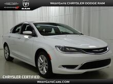 2017_Chrysler_200_Limited Platinum_ Raleigh NC