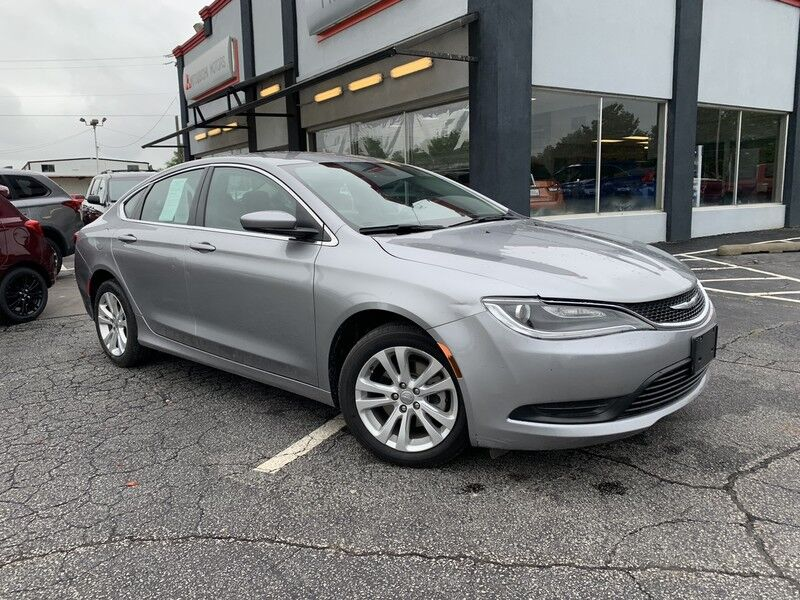 2017 Chrysler 200 Touring Bixby OK