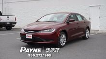 2017_Chrysler_200_Touring_ Weslaco TX