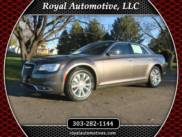 2017 Chrysler 300 300C Englewood CO