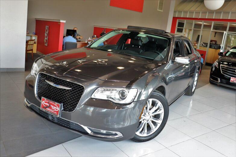 2017 Chrysler 300 300C Preferred Package 22T Technology Navigation Harmon Kardon Audio Springfield NJ