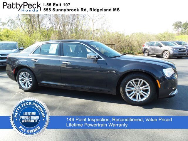 2017 Chrysler 300 300C RWD Jackson MS