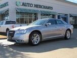 2017 Chrysler 300 C RWD  PANORAMIC SUNROOF, NAVIGATION, HEATING AND COOLING FRONT SEATS, HEATING REAR SEATS