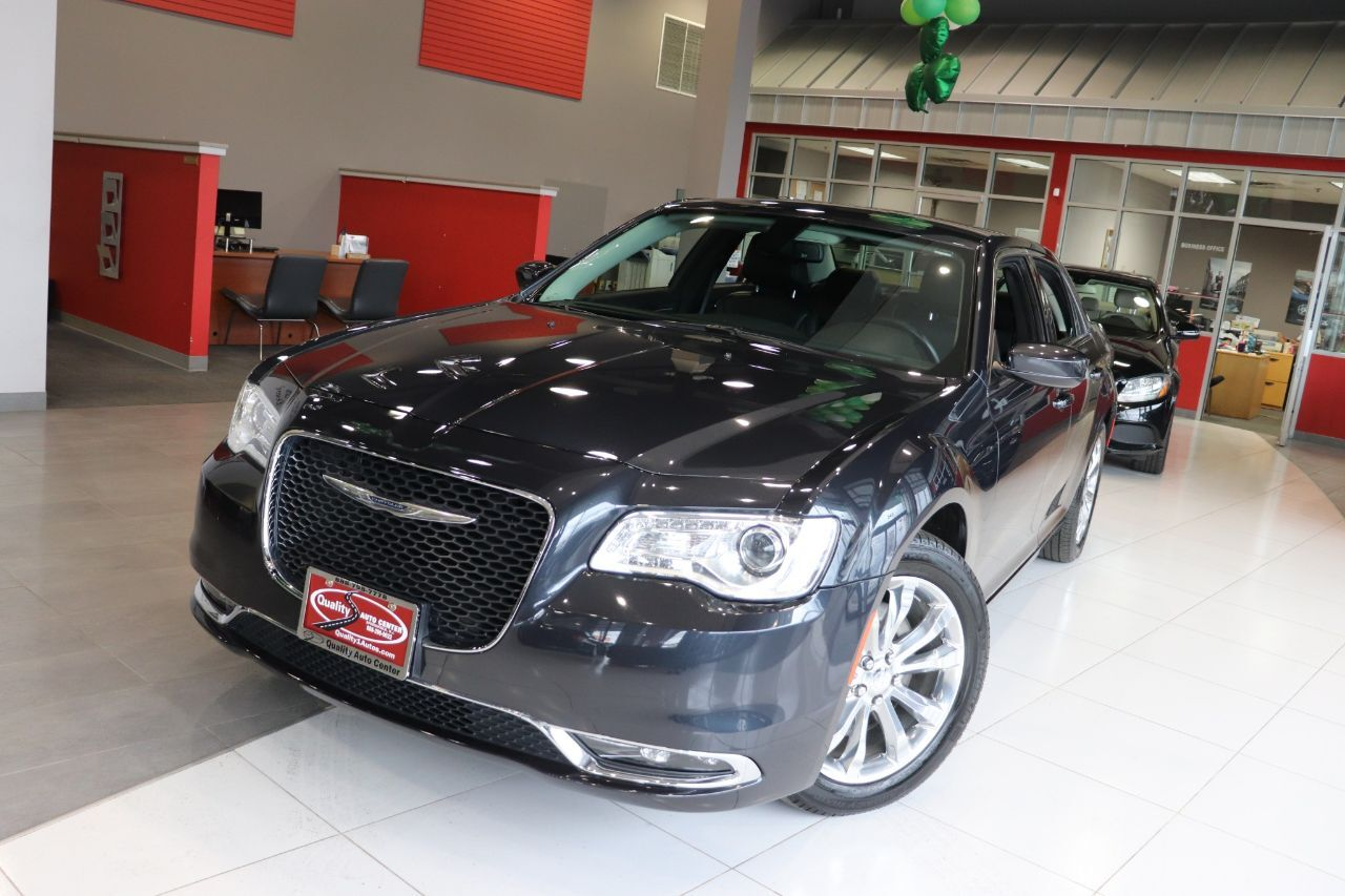 2017 Chrysler 300 Limited Drivers Convenience Package Navigation Backup Camera Springfield NJ