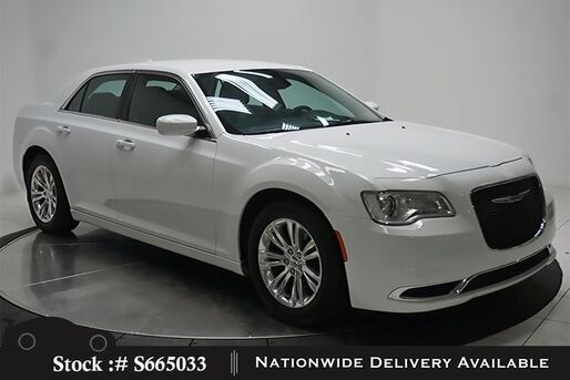 2017_Chrysler_300_Limited NAV,CAM,HTD STS,KEY-GO,18IN WHLS_ Plano TX
