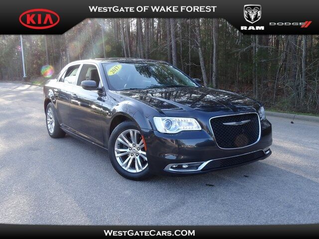 2017 Chrysler 300 Limited Raleigh NC