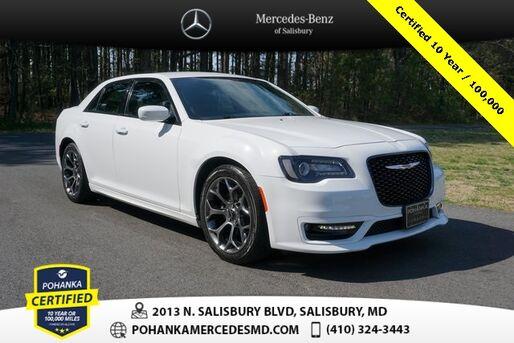 2017_Chrysler_300_S ** NAVI ** Pohanka Certified 10 Year / 100,000 **_ Salisbury MD