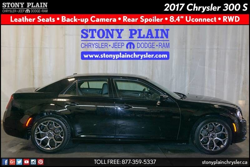 2017 Chrysler 300 S Stony Plain AB