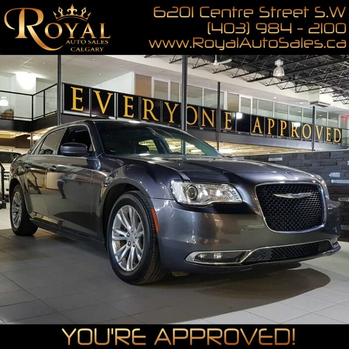2017 Chrysler 300 Touring Calgary AB