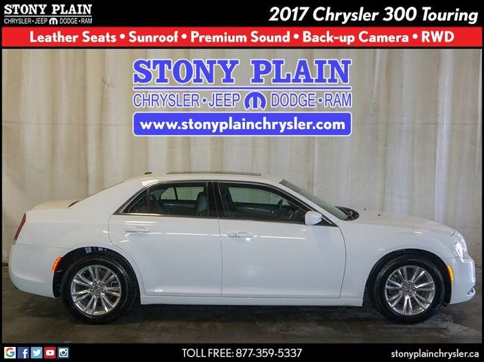 2017 Chrysler 300 Touring Stony Plain AB